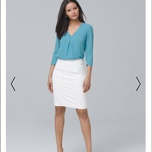 WHBM | PerfectForm Pencil Skirt